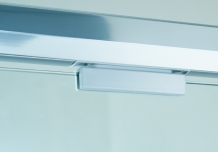 Semi Frameless Shower Details