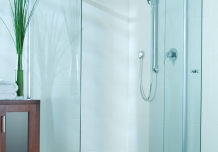 Semi Frameless Showers